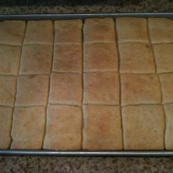 Angel Biscuit Rolls