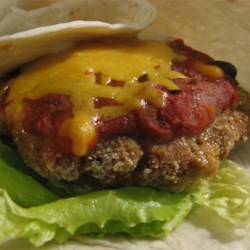 Mexican Turkey Burgers Recipe