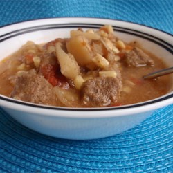 Old Fashioned Beef Stew Recipe