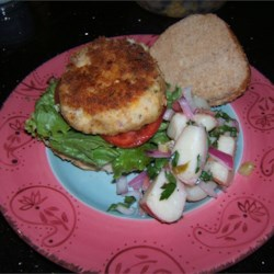 Edie's Patatosalata Recipe