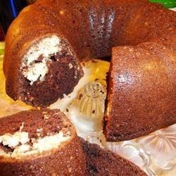 Photo of Chocolate Macaroon Bundt Cake by Marsha