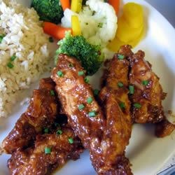 Thai Chicken Tenders Recipe