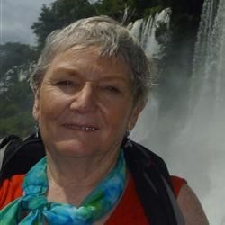 Visit to Igwatsu Falls in Argentina
