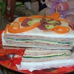 Cocktail Birthday Cake Recipe