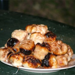 Sugared Campfire Donuts Recipe