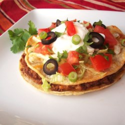 Mexican Pizza I Recipe