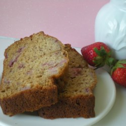 Strawberry Pineapple Bread Recipe