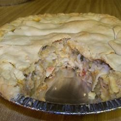 Crawfish Pie Recipe