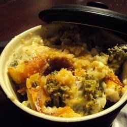 Broccoli and Onion Casserole Recipe