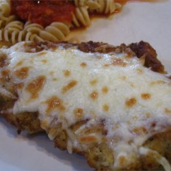 Simple Chicken Parmesan Recipe