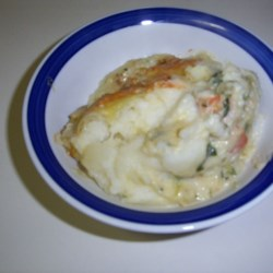 Spicy Fisherman's Pie Recipe