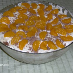 Orange Blossom Trifle Recipe