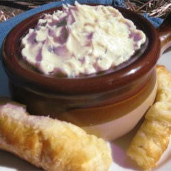 Herb Cheese Butter Recipe
