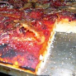 Photo of Sfincione Siciliano Pizza by CDM68