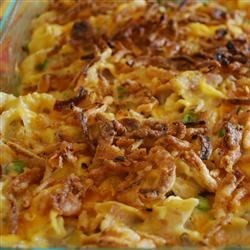 Best Tuna Casserole Recipe