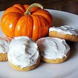 Pumpkin Cookies VII Recipe