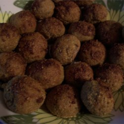 Faux Meat Balls Recipe