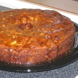 Romanian Apple Cake (January 8, 2010)