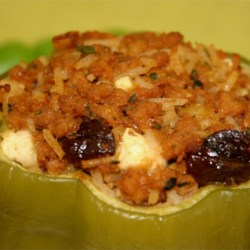 Greek-Style Stuffed Peppers |