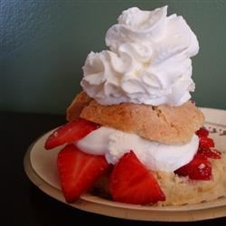Perfect Berry Shortcakes Recipe