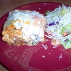 Grilled Chicken and Portobello Lasagna Rollups Recipe