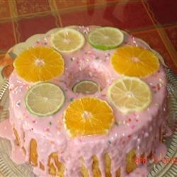 Passover Lemon Sponge Cake Recipe