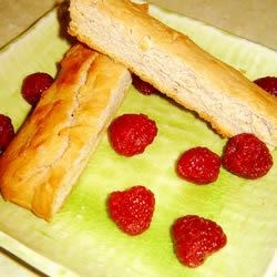 Raspberry Lemonade Biscotti