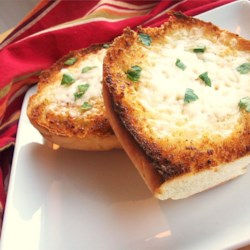 Prissy's Garlic Bread Recipe