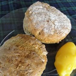 Old Fashioned Cream Scones