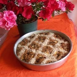 Photo of Whole Wheat Apple Cake by yum