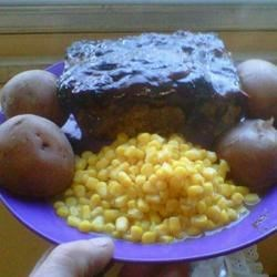 Image of Asian Style Meatloaf, AllRecipes