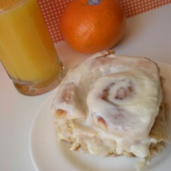 Dad's Orange Cardamom Breakfast Rolls Recipe