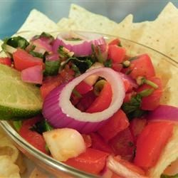 Chef Scott's Pico de Gallo Recipe