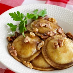 5 ingredient main dish recipes allrecipes balsamic ravioli recipe take weeknight dinner to a new level with a quick and easy forumfinder Choice Image