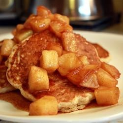 Cinnamon Apple Syrup Recipe