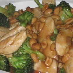 Image of Asian Chicken With Peanuts, AllRecipes