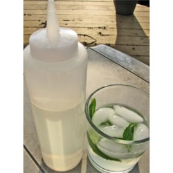 Simple Syrup w/ Mojito