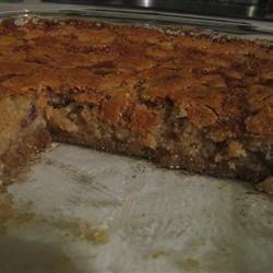 Pecan Pie Cake I Recipe