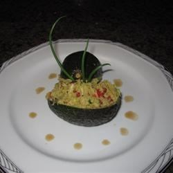 Image of Avocado And Tuna Tapas, AllRecipes