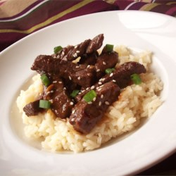 Super-Simple, Super-Spicy Mongolian Beef Recipe