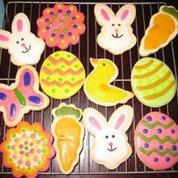 Sugar Cookie Cutouts Recipe