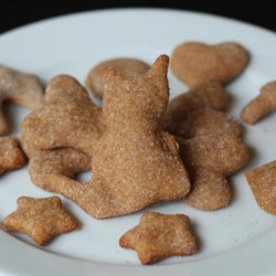Pet treat recipes allrecipes bries banana and honey dog treats recipe these banana and honey dog biscuits made with forumfinder Gallery