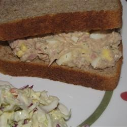 Herbal Tuna Salad Recipe