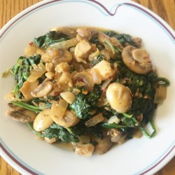 Easy side dish spinach recipes
