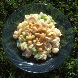 Chicken Cashew Salad Recipe