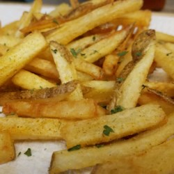 Chef John's French Fries