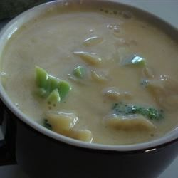 Photo of Easy Mac and Cheese Soup by REBECKAH MACFIE