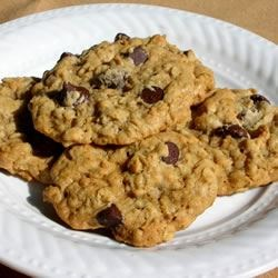 A to Z Everything-but-the-Kitchen-Sink Chocolate Chip Cookies