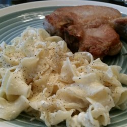 Back To Polish Noodles (Cottage Cheese And Noodles) Recipe