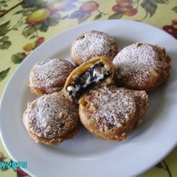Deep Fried Cookies Recipe
